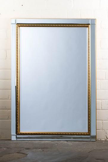 Classic Contemporary Ornate Gold  Mirror