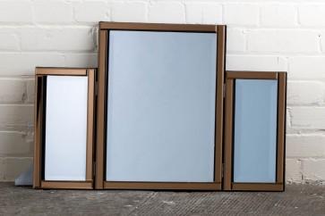 Cosmetic Range Bronze Dressing Table Mirror