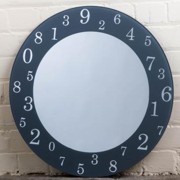 Signature Range Numbers Mirror