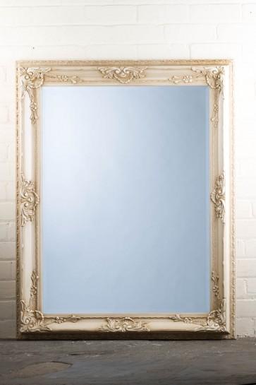 Traditional Range Cream Mirror