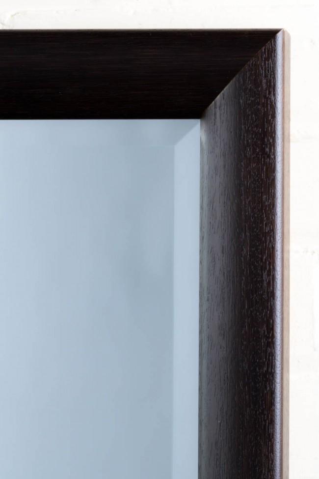 Barn Wood Mirror Rustic Home Decor: This Stunning Barn Wood Range Brown Full Length Mirror Is