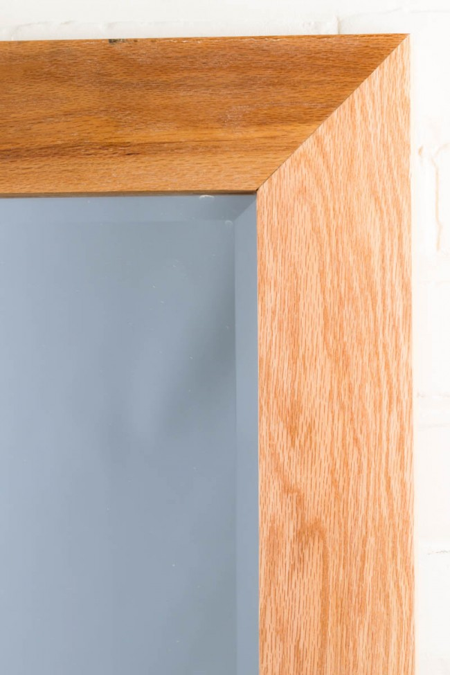 Barn Wood Mirror Rustic Home Decor: This Stunning Barn Wood Range Oak Mirror Is Available From