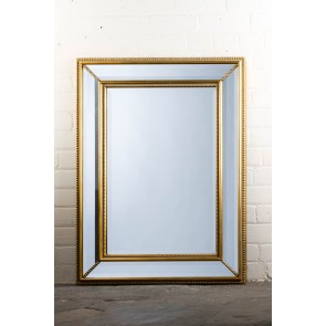 Classic Contemporary Detailed Mirror