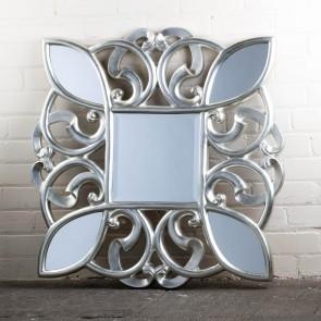 Celtic Range Square Centered Mirror