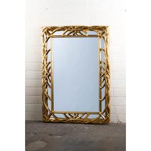 Celtic Range Gold Mirror