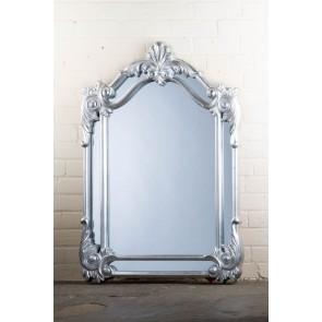 Celtic Range Silver Ornate Mirror