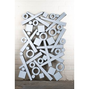 Elm Range Noughts and Crosses Mirror