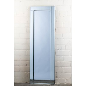 Frameless Clear Full Length Mirror