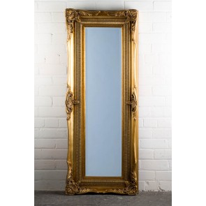 Georgian Range Gold Mirror