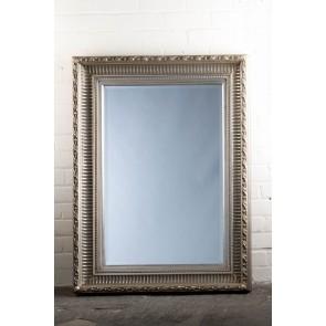 Georgian Range Silver Mirror