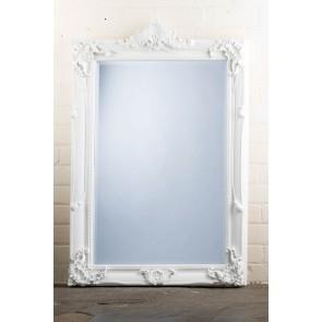 Georgian Range White Mirror