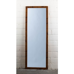 Poly Range Old Wood Full Length Mirror