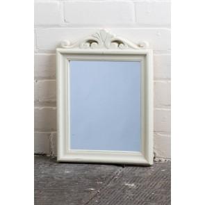 Petite Range Ornate Square Mirror