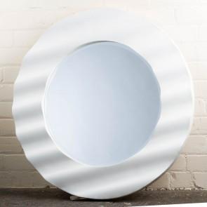 Revolution Wavey Round Mirror