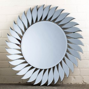 Signature Range Spikey Mirror