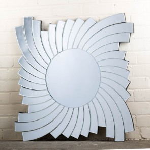 Signature Range Sunburst Mirror