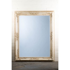 Traditional Range Cream Mirror