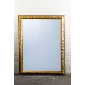 Traditional Range Gold Mirror
