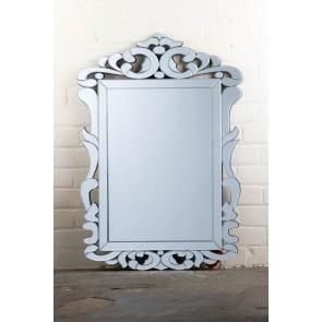 Venetian Plain Mirror