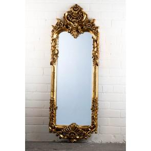 Victorian Range Gold Mirror